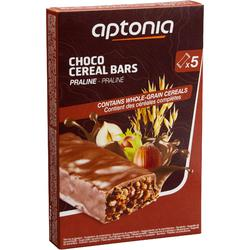 Graanreep chocolade/praliné 5x 32 g