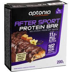 Eiwitrepen After Sport brownie 5x 40 g