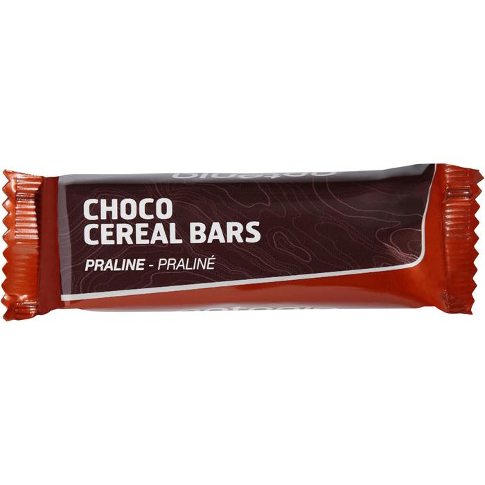 Barre de céréales enrobée Chocolat Pralin 5x32g - 1159556