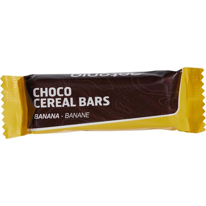 Barre de céréales enrobée Chocolat Banane 5x32g - 1159568