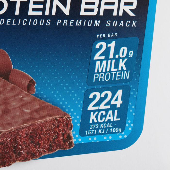 Barre de protéines MUSCLE GROWTH chocolat pralin 4X60g - 1159574