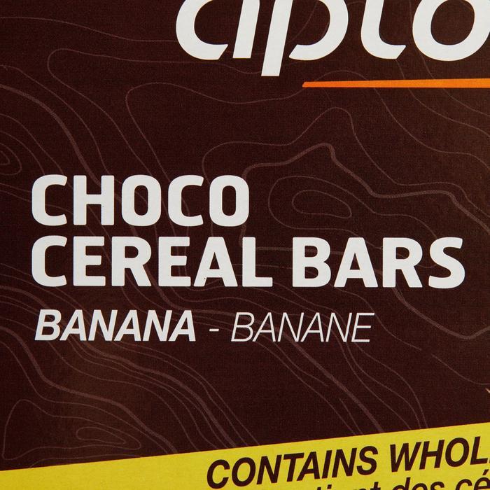 Barre de céréales enrobée Chocolat Banane 5x32g - 1159584
