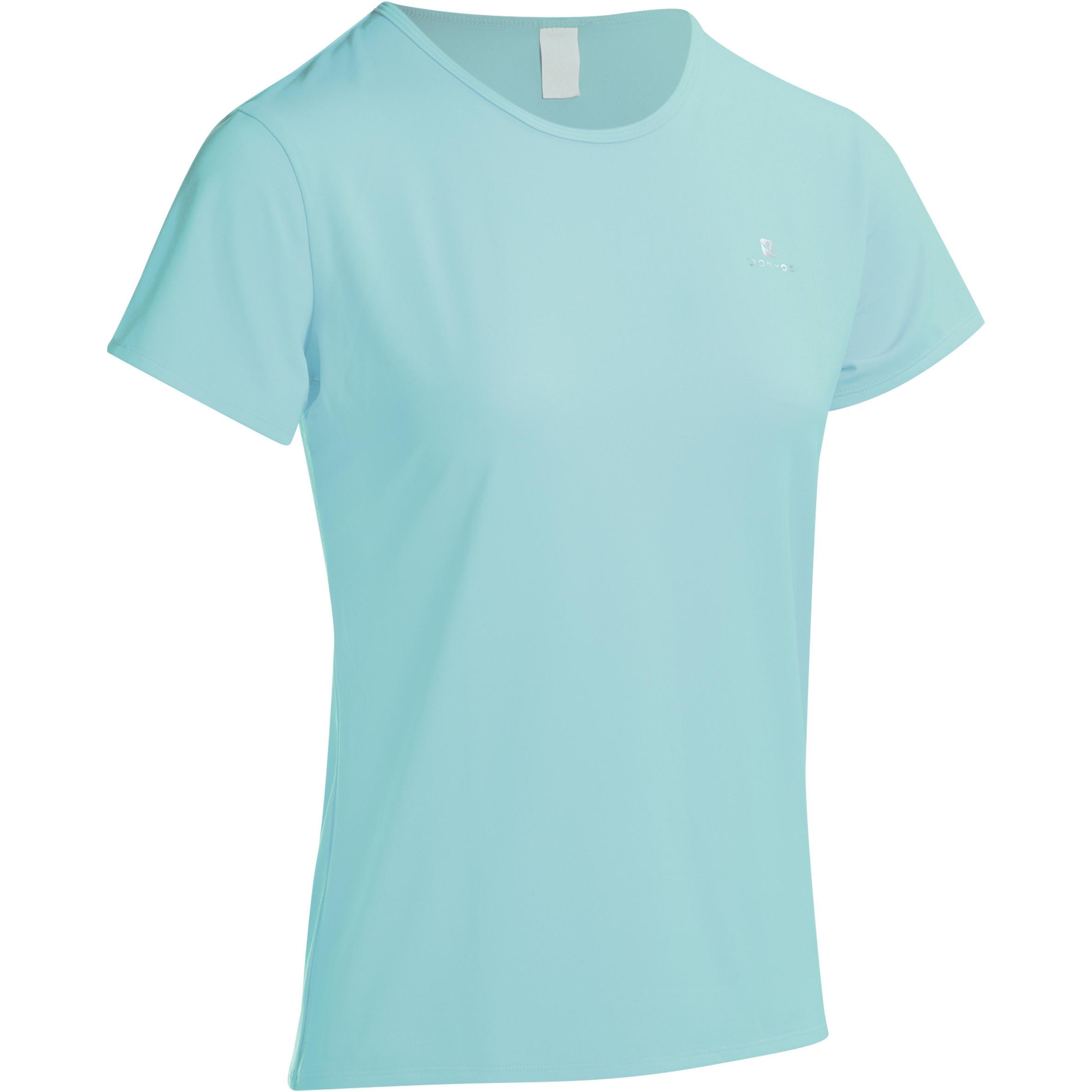 Energy Women's Cardio Fitness T-Shirt - Biru