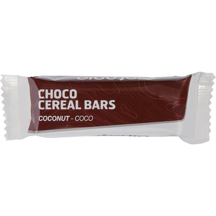 Barre de céréales enrobée Chocolat Coco 5x32g - 1159594