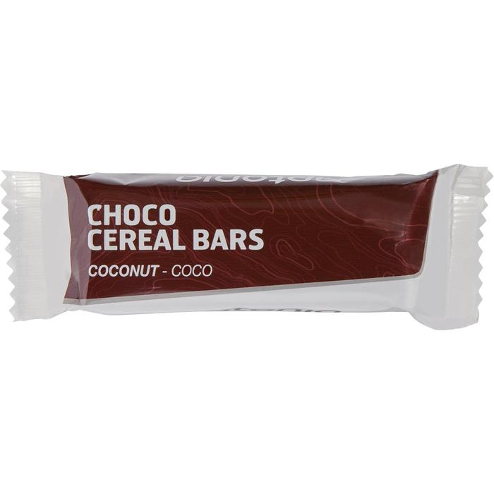 Graanreep omhuld met chocolade en met kokos 5 x 32 g