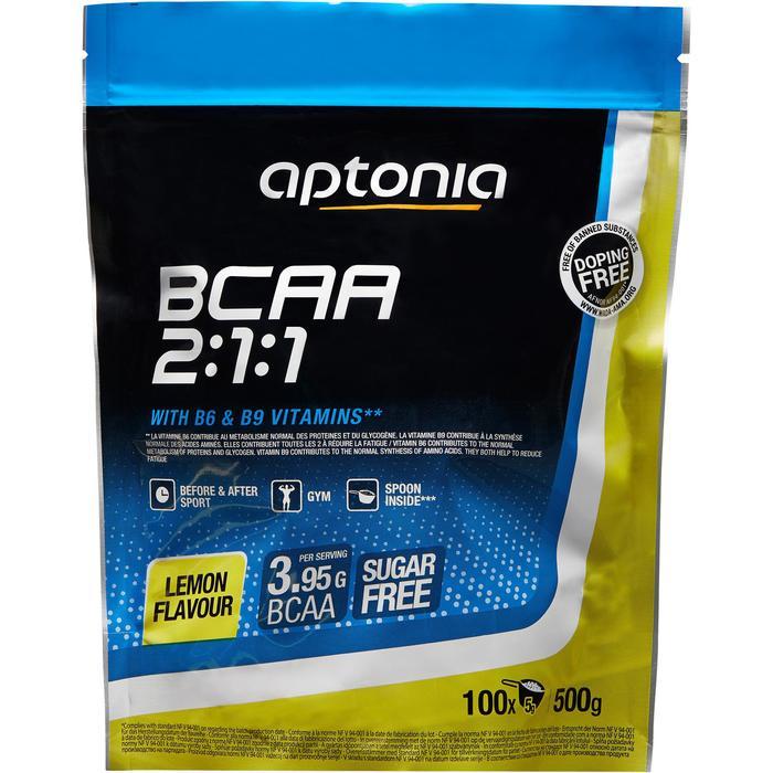 BCAA 2.1.1 500g  citron - 1159595