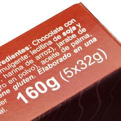 Graanreep chocolade/praliné 5x32 g - 1159604