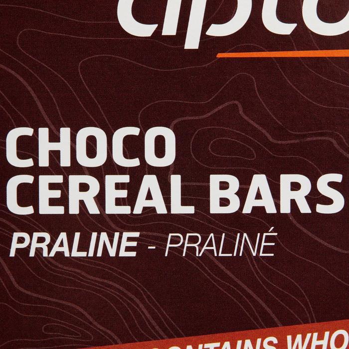 Barre de céréales enrobée Chocolat Pralin 5x32g - 1159608