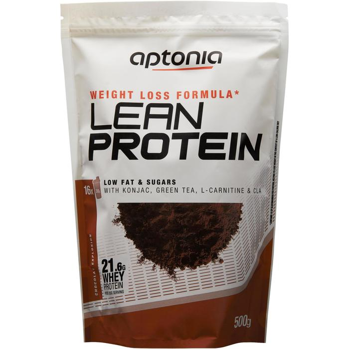 PROTEÍNA LEAN WHEY 9 500 g chocolate