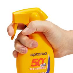 Zonnespray spuitdop factor 50+ 250 ml