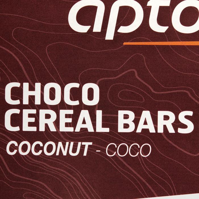 Barre de céréales enrobée Chocolat Coco 5x32g - 1159628