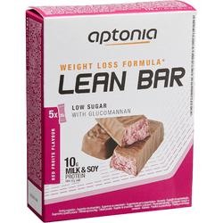 Lean bars 5X35g rode vruchten