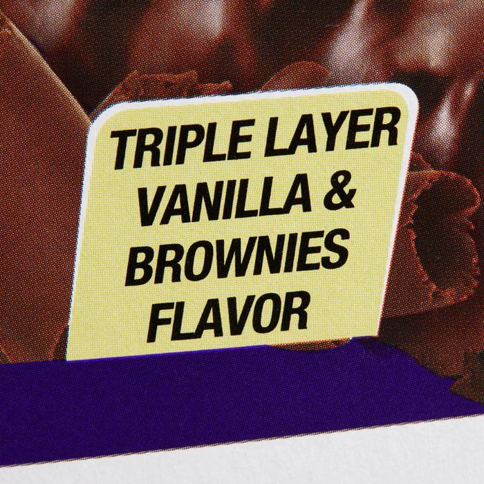 Barrita de proteínas AFTER SPORT brownie 5x40 g