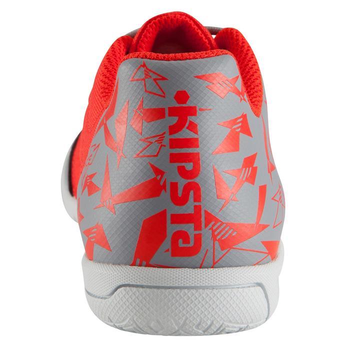 Chaussure de futsal enfant CLR 500 à scratch bleue - 1159665