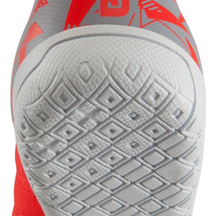 Chaussure de futsal enfant CLR 500 à scratch bleue - 1159666