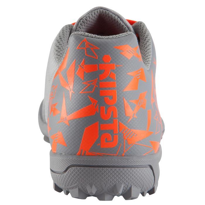 Chaussure de football enfant terrains durs Agility 300 HG noire - 1159670