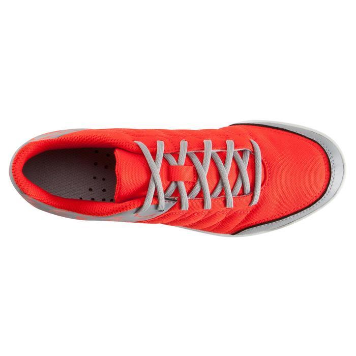 Chaussure de futsal enfant CLR 500 à scratch bleue - 1159675
