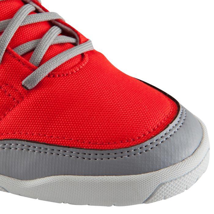 Chaussure de futsal enfant CLR 500 à scratch bleue - 1159678