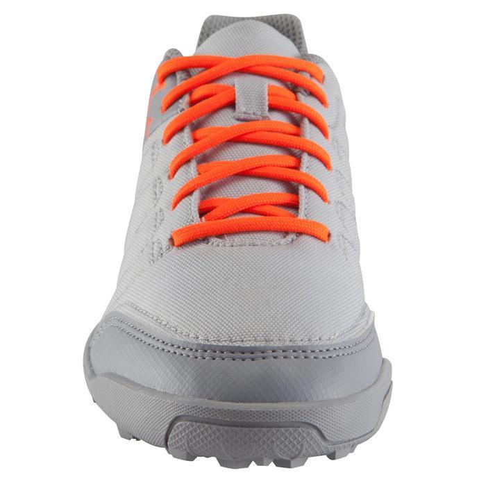 Chaussure de football enfant terrains durs Agility 300 HG noire - 1159680