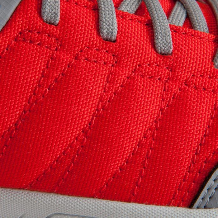 Chaussure de futsal enfant CLR 500 à scratch bleue - 1159683