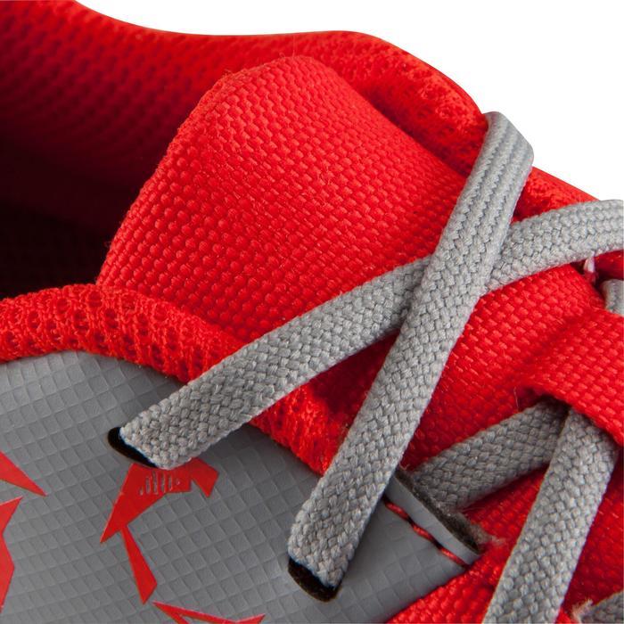 Chaussure de futsal enfant CLR 500 à scratch bleue - 1159689