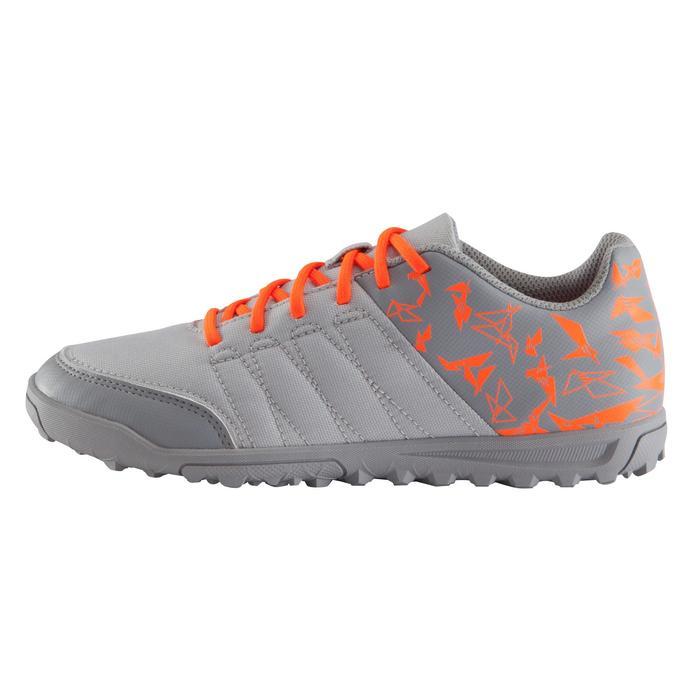Chaussure de football enfant terrains durs Agility 300 HG noire - 1159691