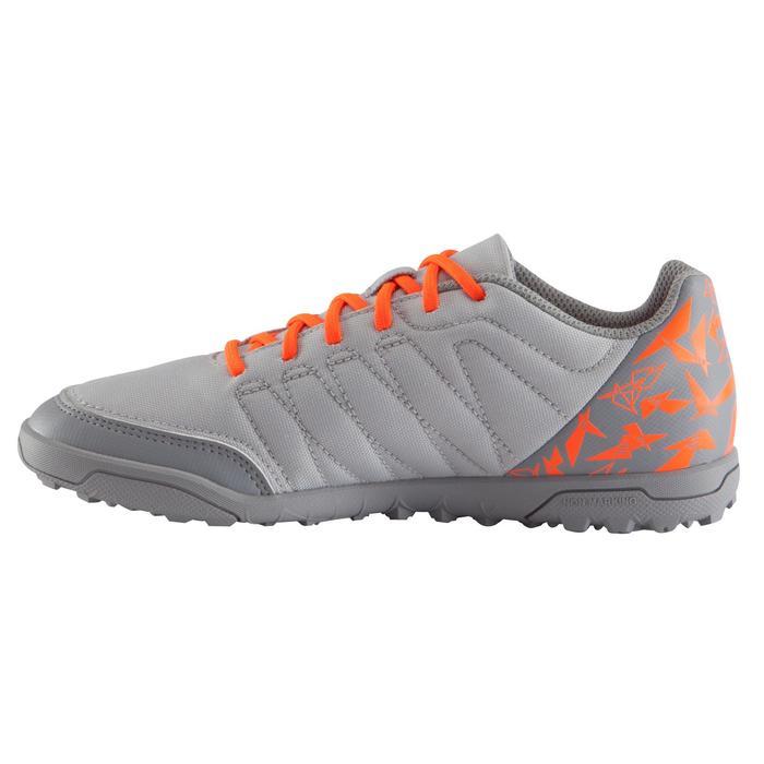 Chaussure de football enfant terrains durs Agility 300 HG noire - 1159696