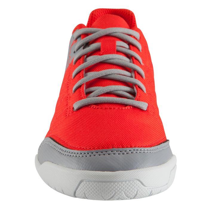 Chaussure de futsal enfant CLR 500 à scratch bleue - 1159699