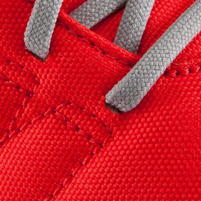 Chaussure de futsal enfant CLR 500 à scratch bleue - 1159701