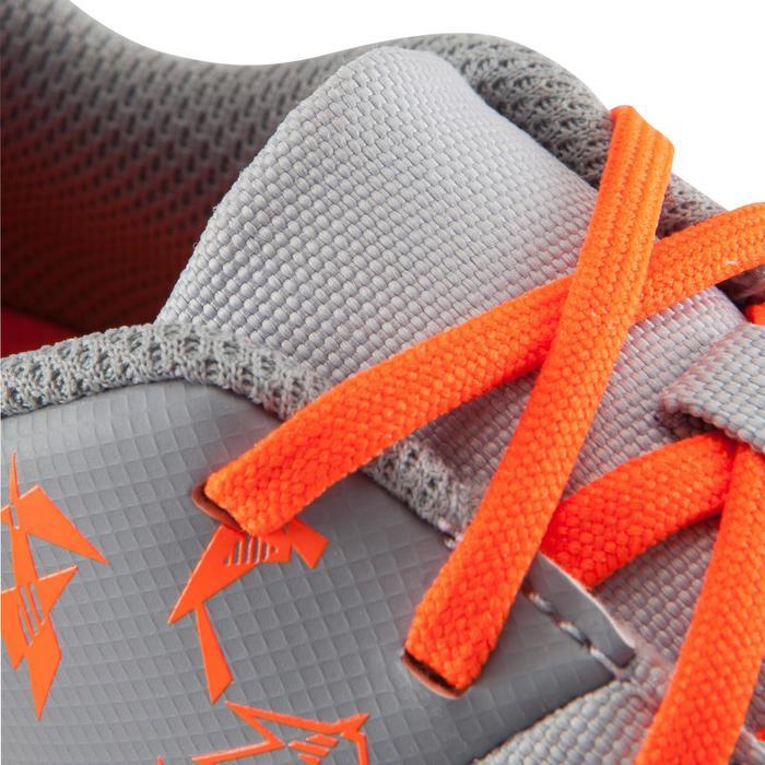 Chaussure de football enfant terrains durs Agility 300 HG noire - 1159702