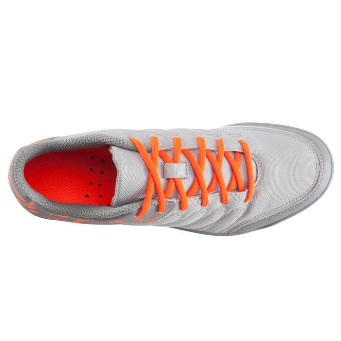 Chaussure de football enfant terrains durs Agility 300 HG noire - 1159710