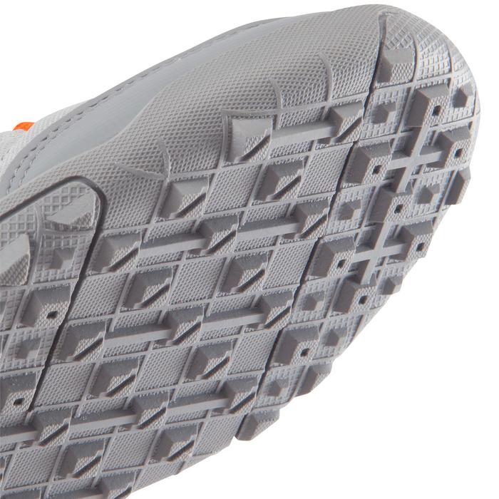 Chaussure de football enfant terrains durs Agility 300 HG noire - 1159718