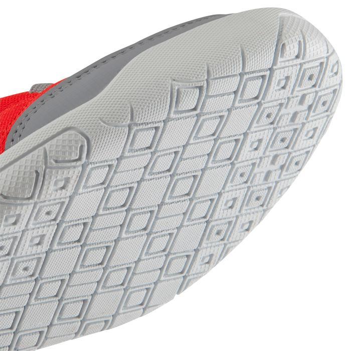 Chaussure de futsal enfant CLR 500 à scratch bleue - 1159721