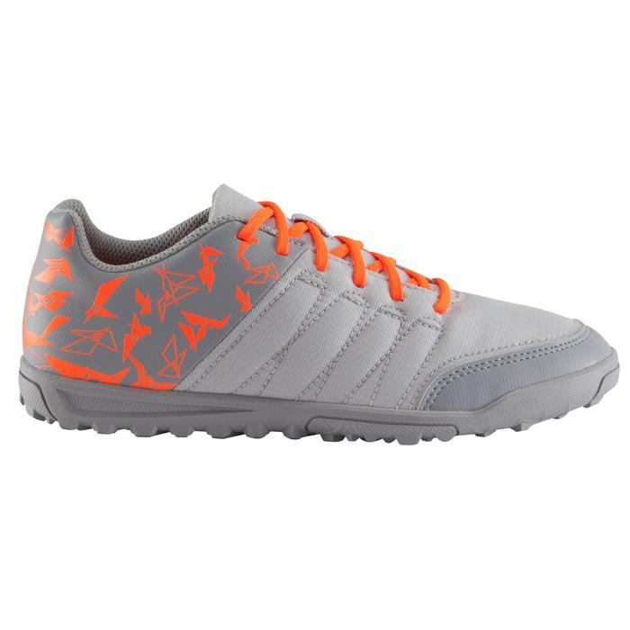 Chaussure de football enfant terrains durs Agility 300 HG noire - 1159723