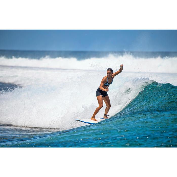 Haut de maillot de bain femme brassière de surf ISA SHINE - 1159863