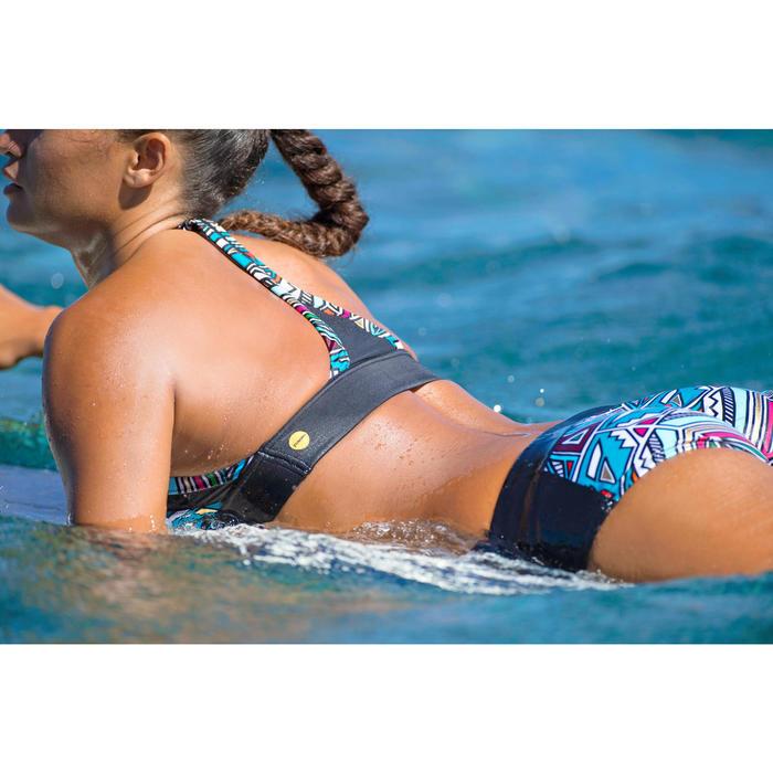 Haut de maillot de bain femme brassière de surf ISA SHINE - 1159865