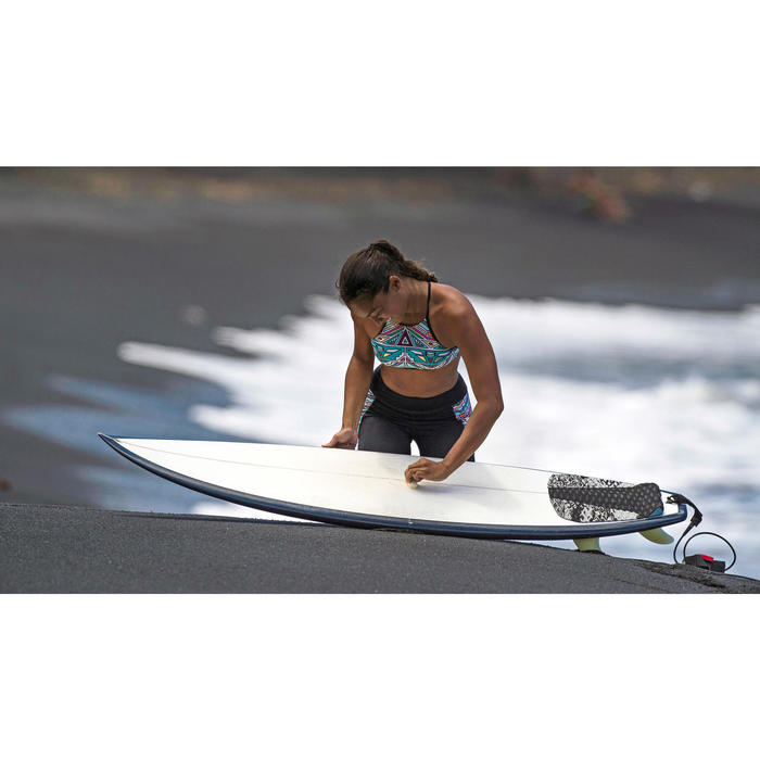 Haut de maillot de bain femme brassière de surf avec coques ANDREA NCOLO - 1159869
