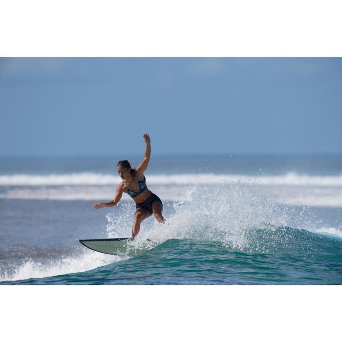 Haut de maillot de bain femme brassière de surf ISA SHINE - 1159878