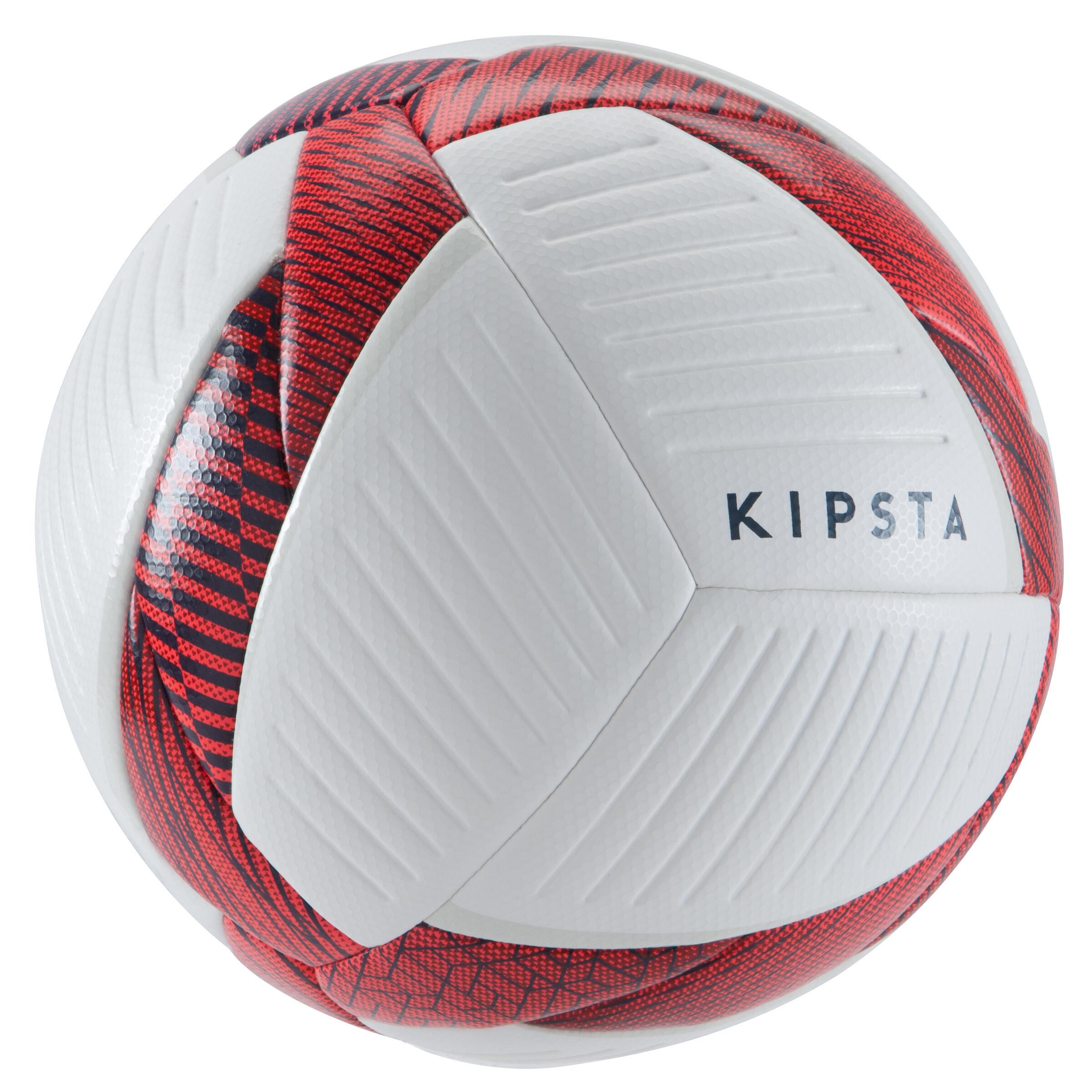 """Ballon de futsal 500 Hybride 2'1"""" blanc"""