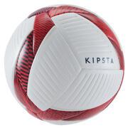 Futsal žoga 500 Hybrid 63 cm – bela