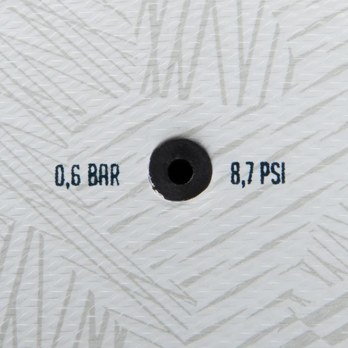 Fußball Indoor Soccer 100 Hybrid Gr. 5 weiß