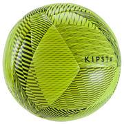 Žoga za futsal 100 Hybrid (58 cm) – rumena
