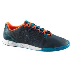 Chaussure de futsal adulte Fifter 900 grise orange