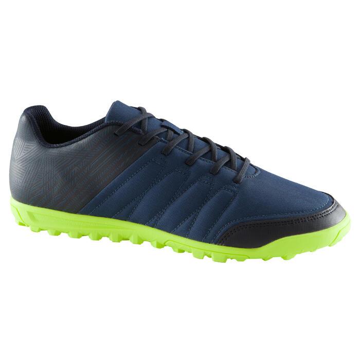 Chaussure de football adulte terrains durs CLR 500 HG bleue - 1159967