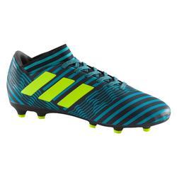 Chaussure de football enfant Nemeziz 17.3 FG bleue