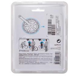 Driedubbele voorderailleur MTB/Hybride - 116021