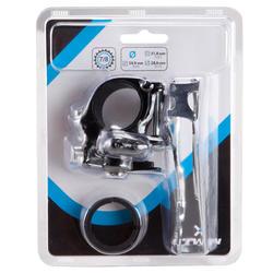 Driedubbele voorderailleur MTB/Hybride - 116024