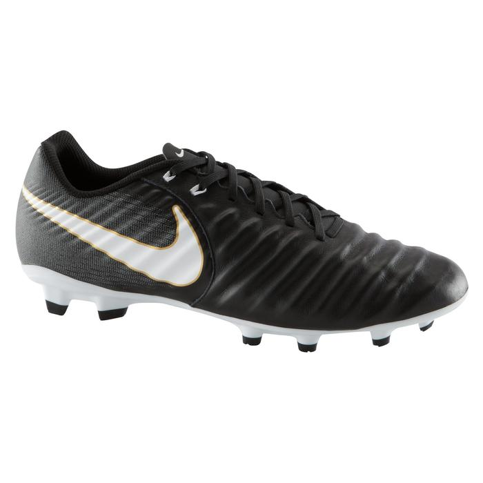 Chaussure de football adulte Tiempo Ligera FG noire - 1160394
