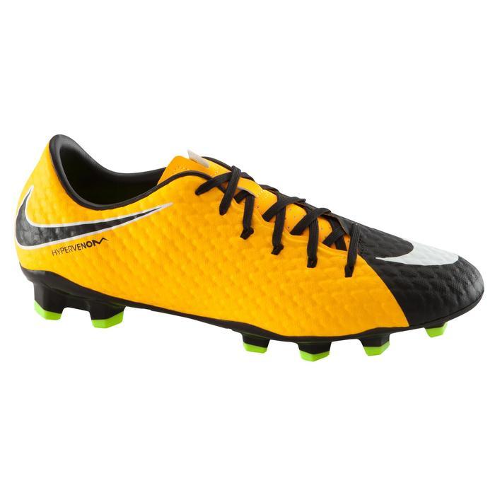 Chaussure de football adulte Hypervenom Phelon FG orange - 1160401