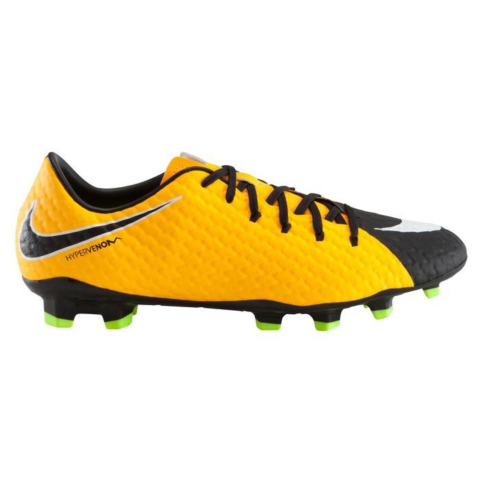 Chaussure de football adulte Hypervenom Phelon FG orange - 1160405